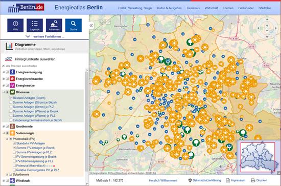 Energieatlas Berlin